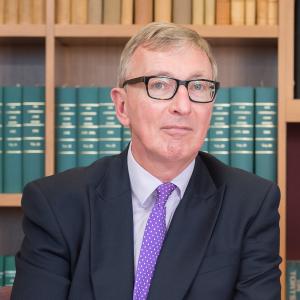 2021 COAT NSW - Judge Gerard Phillips Photo